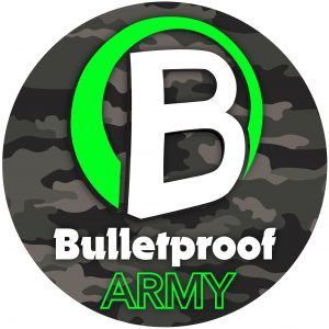 BulletproofArmy-sticker