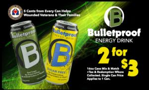 Bulletproof Energy 2 for 3