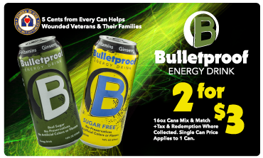Bulletproof Energy 2 for 3