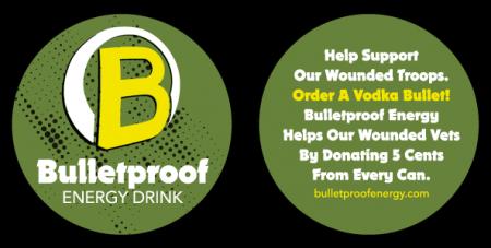 Bulletproof Energy Coasters