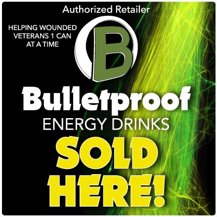 Bulletproof Energy Sold Here