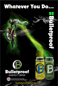 Bulleproof Energy Poster