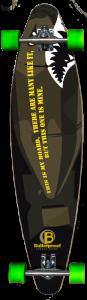Bulletproof Cruiser Longboard